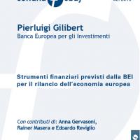 Gilibert - Strumenti finanziari previsti dalla BEI