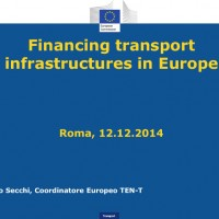The Connecting Europe Facility & its Financial instruments, cata