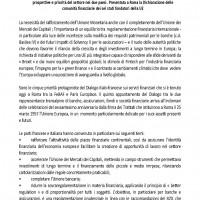 Comunicato Stampa Dialogo Italo Francese sui Servizi Finanziari 3 Aprile 2017_Pagina_1