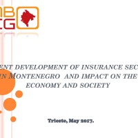 Saban - Recent developments on Insurance market in Montenegrio
