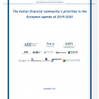 Copertina European agenda